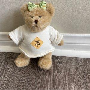 Boyds Bears Ima Late